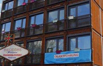 Mehrweg auf den Punkt gebracht – Erstes Containerdorf für Studenten in Deutschland